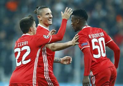 Man United heeft een principeakkoord met Benfica over de transfer van Nélson Semedo