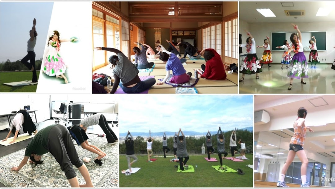 奈良歪み矯正ヨガ教室の画像