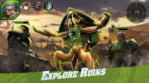 Doomwalkers - Survival War 5.4 gameplay | by HackJr.Pw 2