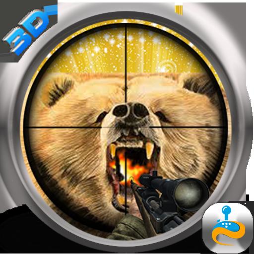 冒險App|野生動物熊獵人Safari瀏覽器 LOGO-3C達人阿輝的APP