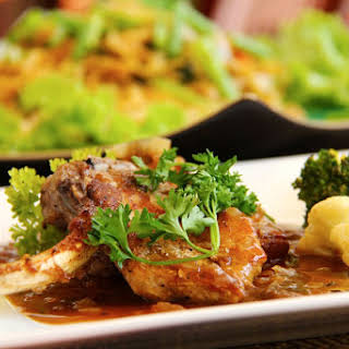 Tandoori-Style Lamb Chops.