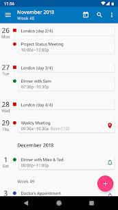 aCalendar+ Calendar & Tasks v2.0.9 [Paid] APK 1