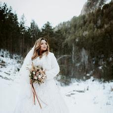 Pulmafotograaf Olga Vorobeva (buffalo). Foto tehtud 20.01.2019