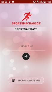 SportsAlways - náhled