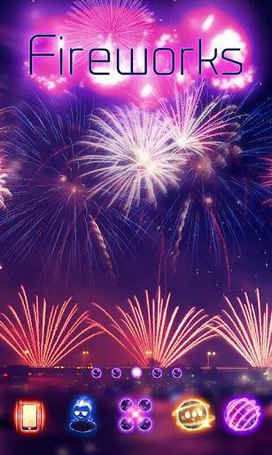 Fireworks GO Launcher