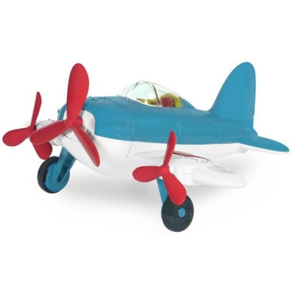 Contenido de Wonder Wheels Avioneta Hélices