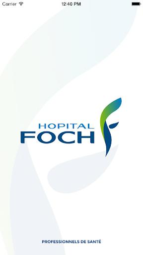 Hôpital Foch Pro screenshot 1