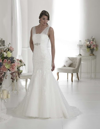 D1410 Wedding Dress Sacha James