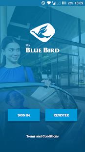 My Blue Bird- screenshot thumbnail