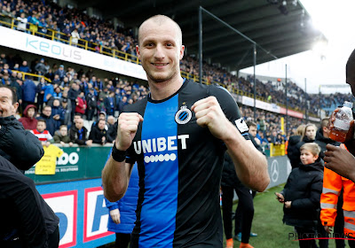 Duidelijk statement: Imke Courtois is nog niet weggeblazen van nieuwkomer Club Brugge, maar heeft wel veel lof voor andere speler blauw-zwart