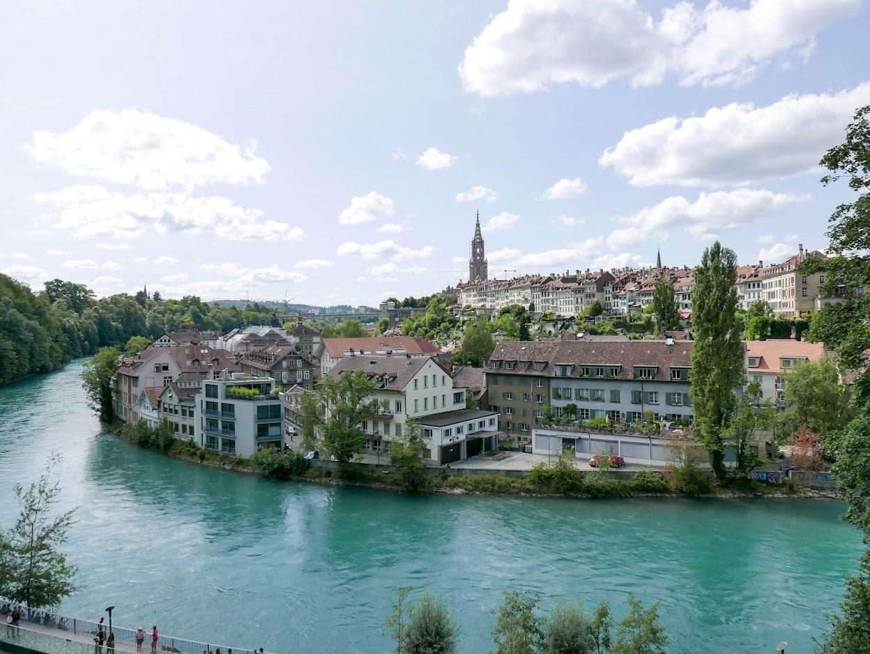 Aar à Berne