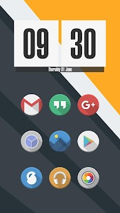 Balx - Icon Pack Screenshot