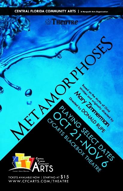 CFCArts' Metamorphoses
