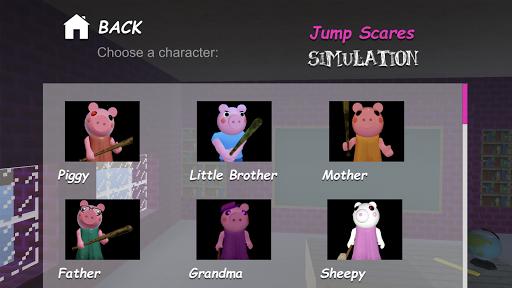 Piggy Scary School Game ! 10.0 screenshots 17