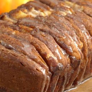 Pumpkin Spice Pull-Apart Loaf.