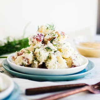 Dill Yogurt Red Potato Salad Recipes