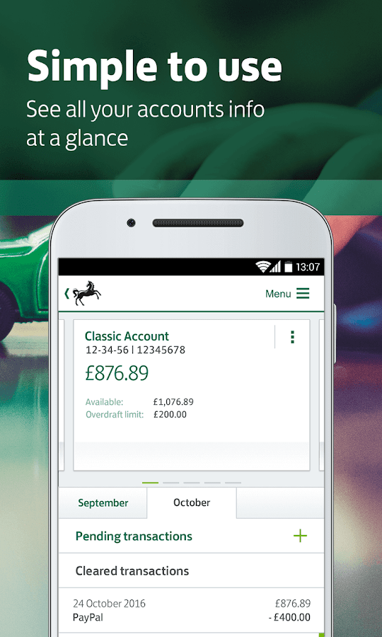 Lloyds Bank Mobile Banking – Android Apps on Google Play