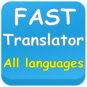 Fast Translation all languages
