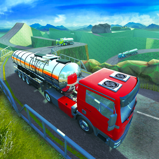 Offroad Oil Trailer Transport