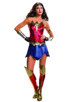 Wonder Woman, deluxe