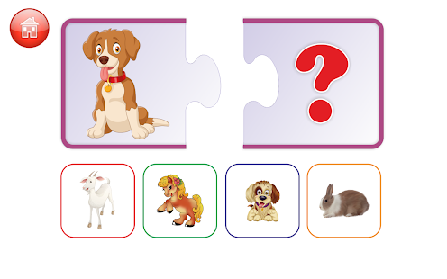 Download First puzzles for kids For PC Windows and Mac apk screenshot 3