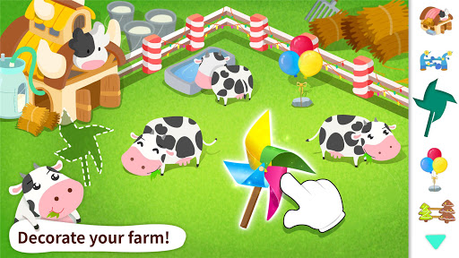Little Panda's Farm Story apktram screenshots 17