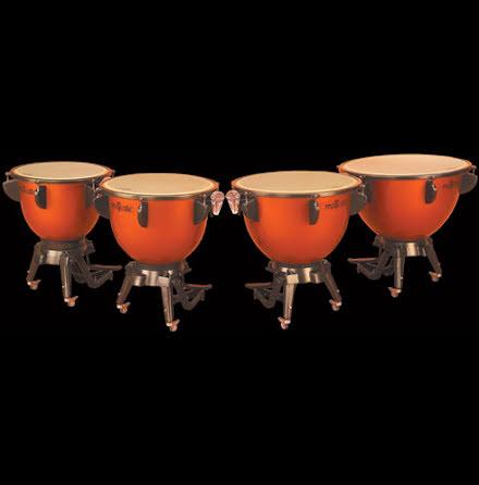Majestic Harmonic Timpani - Deep Cambered Fiberglass