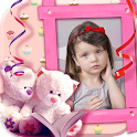 Cute Frames Photo Editor icon