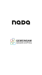 NADA App- screenshot thumbnail