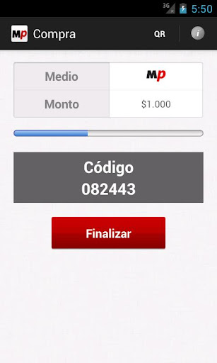 Multipay screenshot