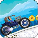 Mountain Climb Fast Car Racing 2018 icon