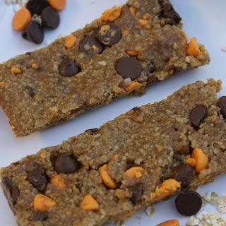 5 Ingredient Granola Bars Recipe