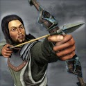 Bow Arrow Castle Defense War icon