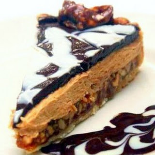 My Must Have Peanut Butter and Chocolate Tart