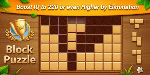 Wood Block Puzzle - Free Classic Block Puzzle Game moddedcrack screenshots 8