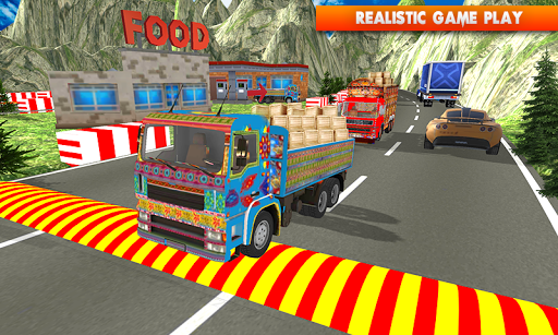Euro Cargo Real Truck Driver 1.10 screenshots 1