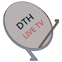 DTH Live TV - DD, Sports, News icon