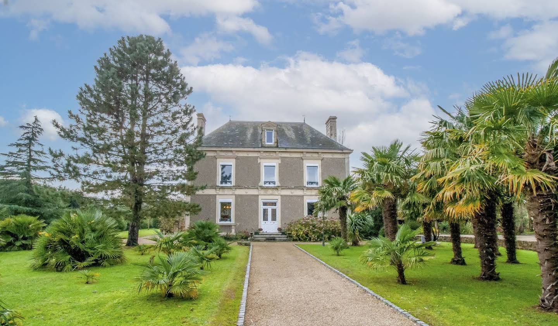 Maison en bord de mer avec jardin Carentan