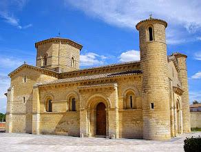 Photo: Etapa 15. Escluses. Iglesia de San Martin. Fromista.