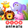 download Find animal names | word game | Crossword puzzle. apk