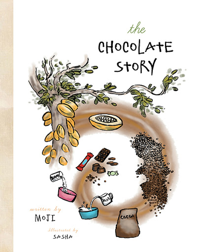The Chocolate Story cover