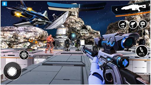 Robo Legacy: Strange Robot War Battleground apktram screenshots 7