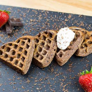 1 Syn Chocolate Waffles   SlimmingWorld.