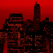 Red Sky New York City LWP