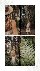 Woodland Collage - Facebook Story item
