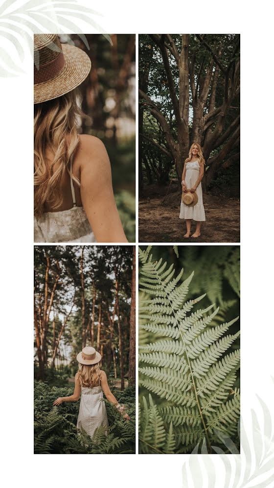 Woodland Collage - Facebook Story Template