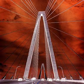 Bridge by Gary Pope - Digital Art Things ( photoshop art, digital art, bridge, bridges )