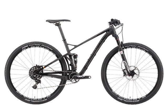 top carbono mountain bike 2016