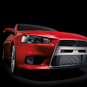 download Themes Mitsubishi Lancer EvolX apk