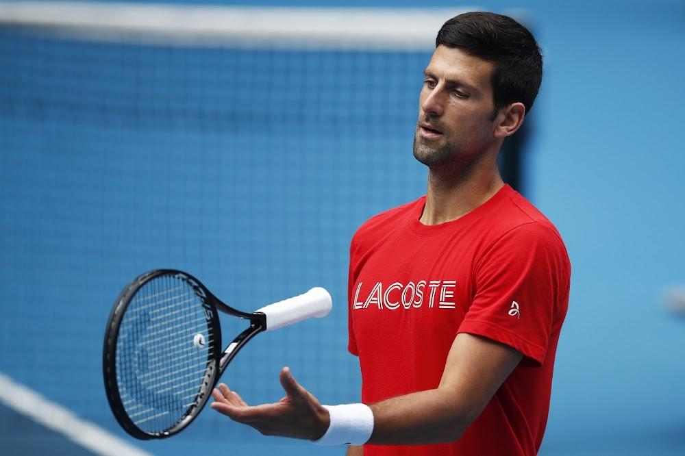 Inevitable change is coming, says Djokovic